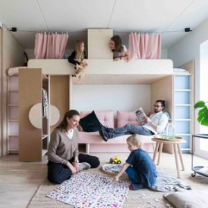 Alternative måder at indrette sig på - Custom Living på Sluseholmen