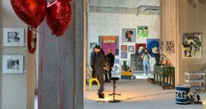 Galleri PopUp på Sluseholmen