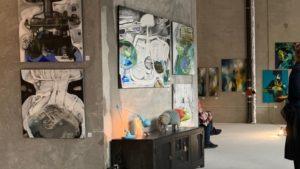 Kunst for alle på Sluseholmen