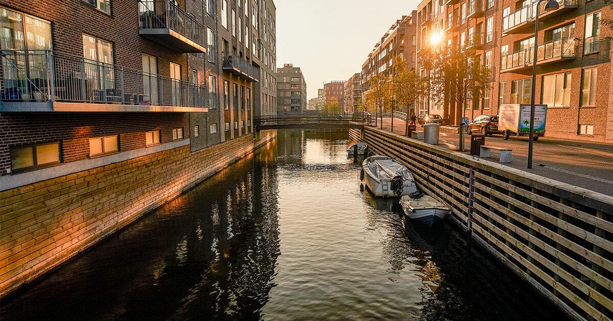 Fremtiden for Sluseholmen - kanaler med udsigt