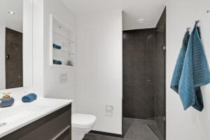 Badeværelse i Slusehuset på Sluseholmen