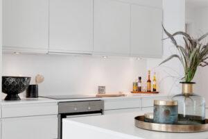 Køkken på Sluseholmen